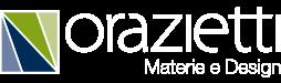 Orazietti Materie e Design Logo